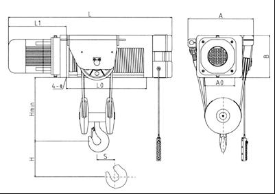 钢丝绳电动葫芦减速器技术检验要点--起重葫芦--轶鹰