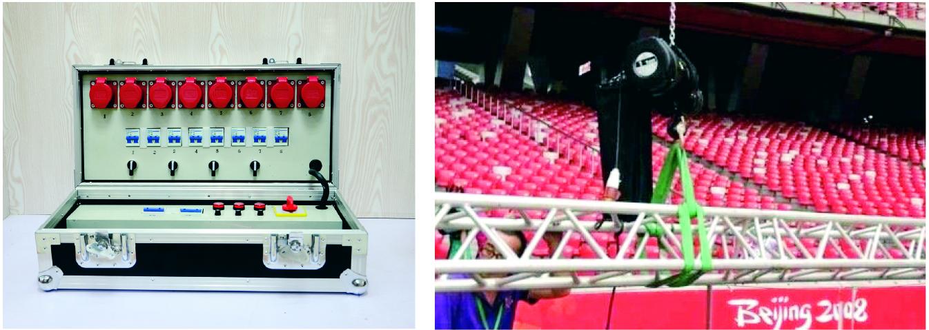 舞台电动葫芦控制箱